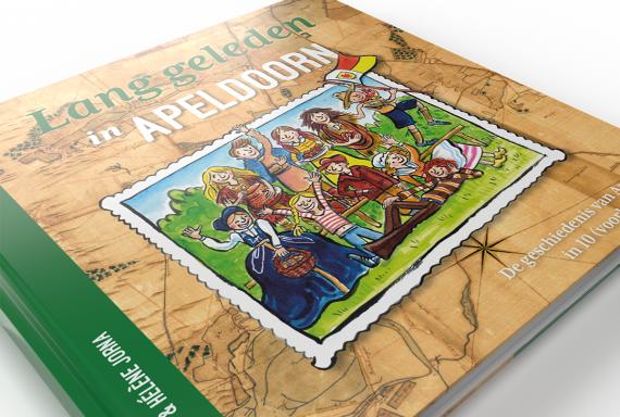 3D boek gem. Apeldoorn voor folder_2